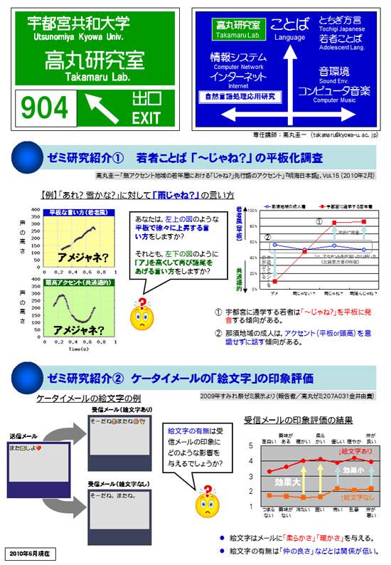 研究紹介2010